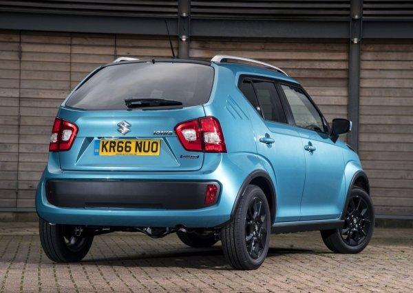 Suzuki Ignis - Купить в России в 2017